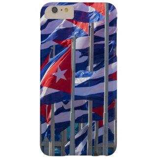Cuban flags, Havana, Cuba Barely There iPhone 6 Plus Case