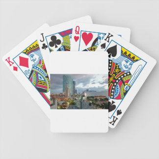 Cuban Freedom Tower in Miami 2 Bicycle Playing Cards