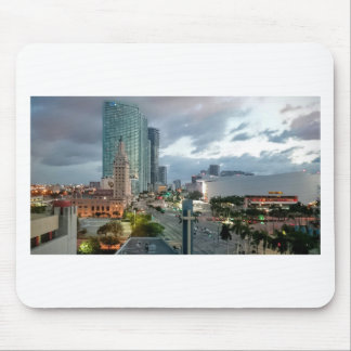 Cuban Freedom Tower in Miami 2 Mouse Pad