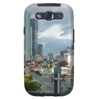 Cuban Freedom Tower in Miami 2 Samsung Galaxy SIII Covers