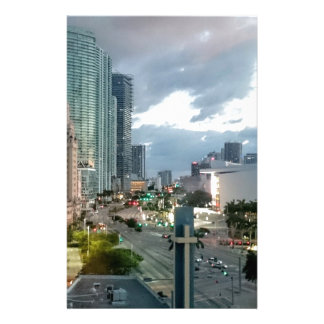 Cuban Freedom Tower in Miami 2 Stationery