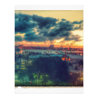 Cuban Freedom Tower in Miami 3 Letterhead