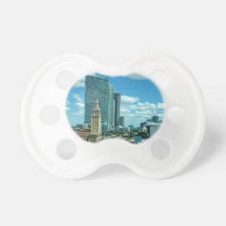 Cuban Freedom Tower in Miami 5 Baby Pacifier