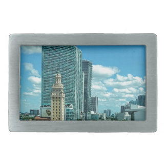 Cuban Freedom Tower in Miami 5 Belt Buckles