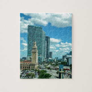 Cuban Freedom Tower in Miami 5 Jigsaw Puzzle