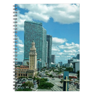 Cuban Freedom Tower in Miami 5 Notebook