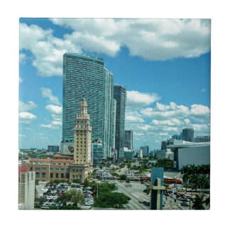 Cuban Freedom Tower in Miami 5 Tile