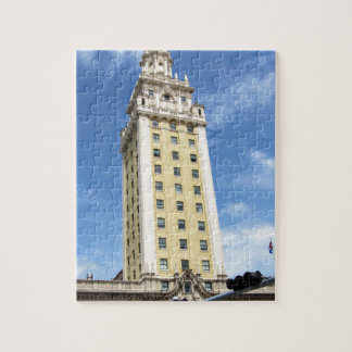 Cuban Freedom Tower in Miami 6 Jigsaw Puzzle
