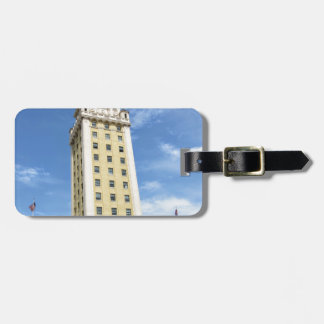 Cuban Freedom Tower in Miami 6 Luggage Tag