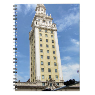 Cuban Freedom Tower in Miami 6 Notebook
