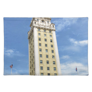 Cuban Freedom Tower in Miami 6 Placemats