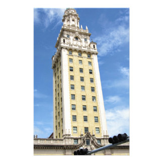 Cuban Freedom Tower in Miami 6 Stationery