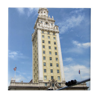 Cuban Freedom Tower in Miami 6 Tile