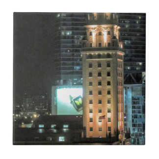 Cuban Freedom Tower in Miami 7 Ceramic Tile