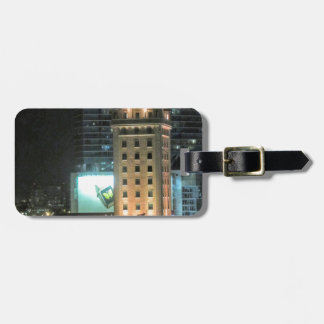 Cuban Freedom Tower in Miami 7 Luggage Tag