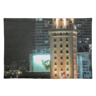 Cuban Freedom Tower in Miami 7 Placemats