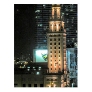 Cuban Freedom Tower in Miami 7 Postcard