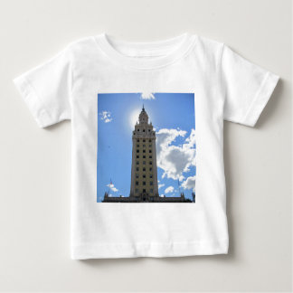 Cuban Freedom Tower in Miami Baby T-Shirt