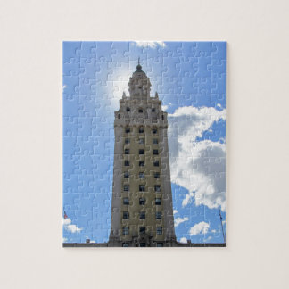 Cuban Freedom Tower in Miami Jigsaw Puzzle