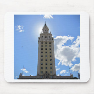 Cuban Freedom Tower in Miami Mouse Pad