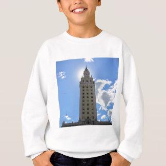 Cuban Freedom Tower in Miami Sweatshirt
