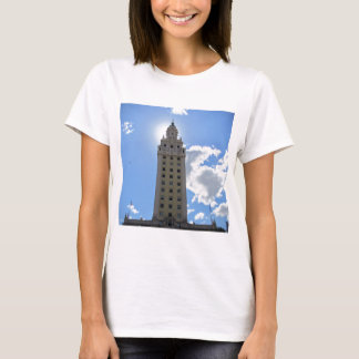 Cuban Freedom Tower in Miami T-Shirt