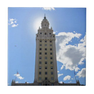 Cuban Freedom Tower in Miami Tile