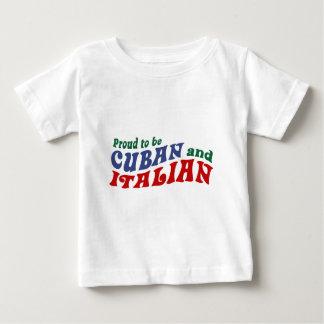 Cuban Italian Baby T-Shirt