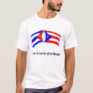 Cuban Puerto Rican American T-Shirt