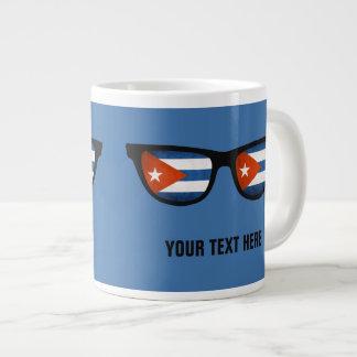 Cuban Shades custom mugs Jumbo Mug