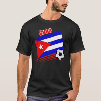 Cuban Soccer Team T-Shirt