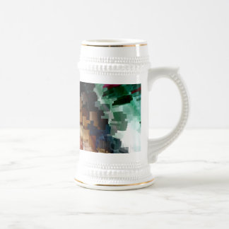 Cube Centric Dark Wind Beer Stein