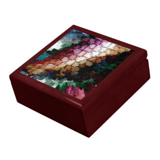 Cube Centric Dark Wind Gift Box