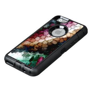 Cube Centric Dark Wind OtterBox Defender iPhone Case