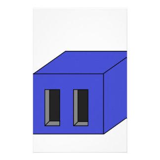 Cube Customized Stationery