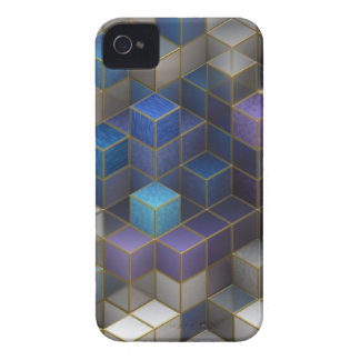 Cube iPhone 4 Cases