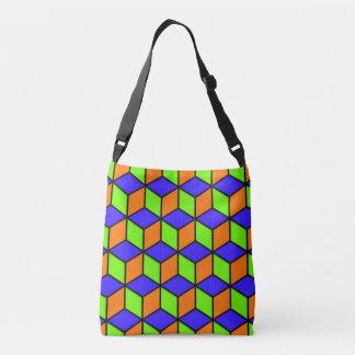 Cube Look Crossbody Bag