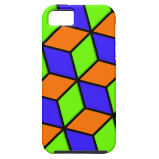 Cube Look iPhone 5 Cover