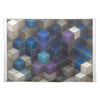 Cube Placemat