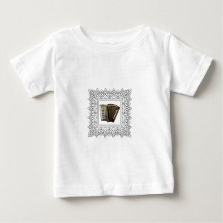 cubed accordion baby T-Shirt
