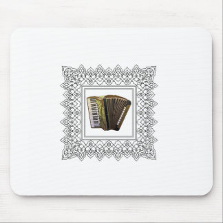 cubed accordion mouse pad