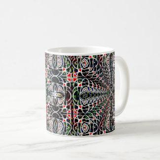 Cubed Balance Coffee Mug