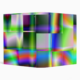 Cubed Colour Binder