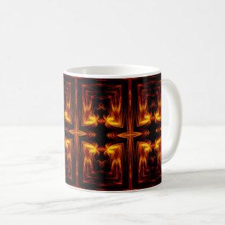 Cubed Flare Coffee Mug