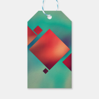 Cubed In Surrealism Gift Tags