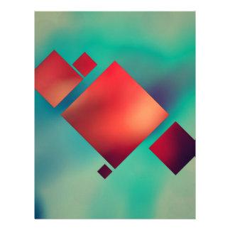 Cubed In Surrealism Letterhead