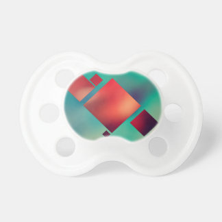 Cubed In Surrealism Pacifier