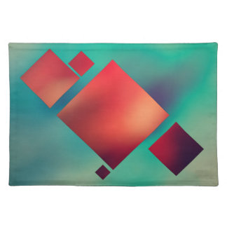 Cubed In Surrealism Placemat