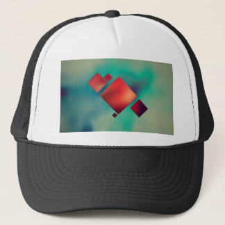 Cubed In Surrealism Trucker Hat
