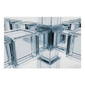 CubedCubes Poster